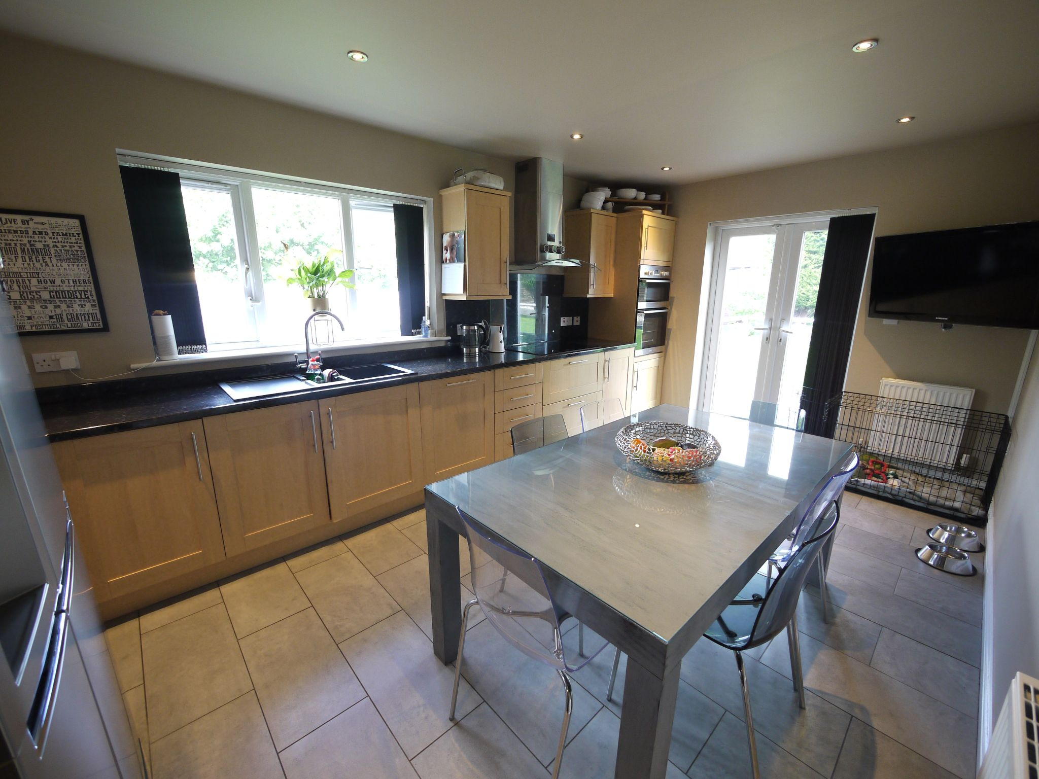 4 bedroom detached house SSTC in Halifax - Kitchen 1.
