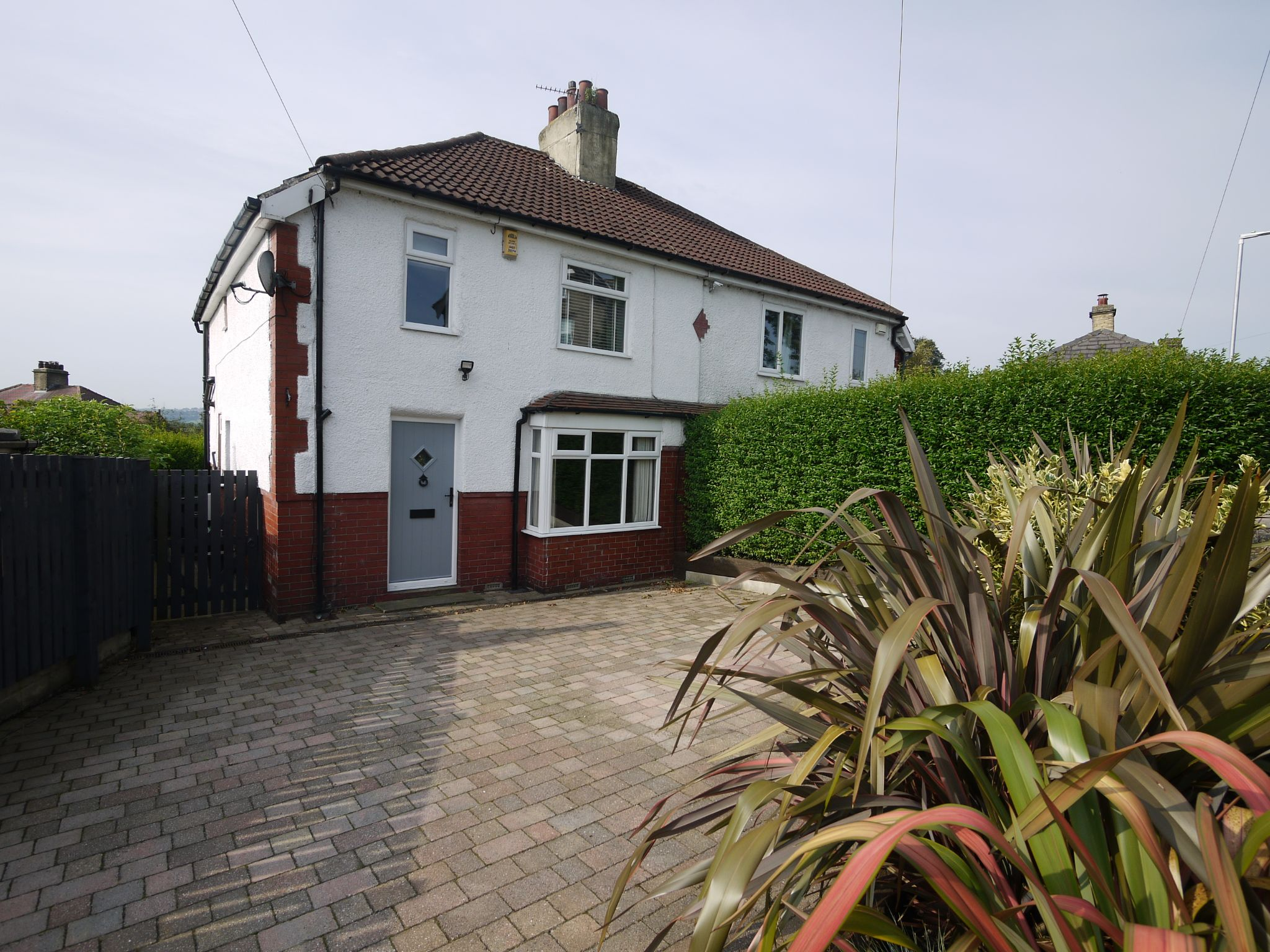 3 bedroom semi-detached house For Sale in Halifax - Photograph 1.