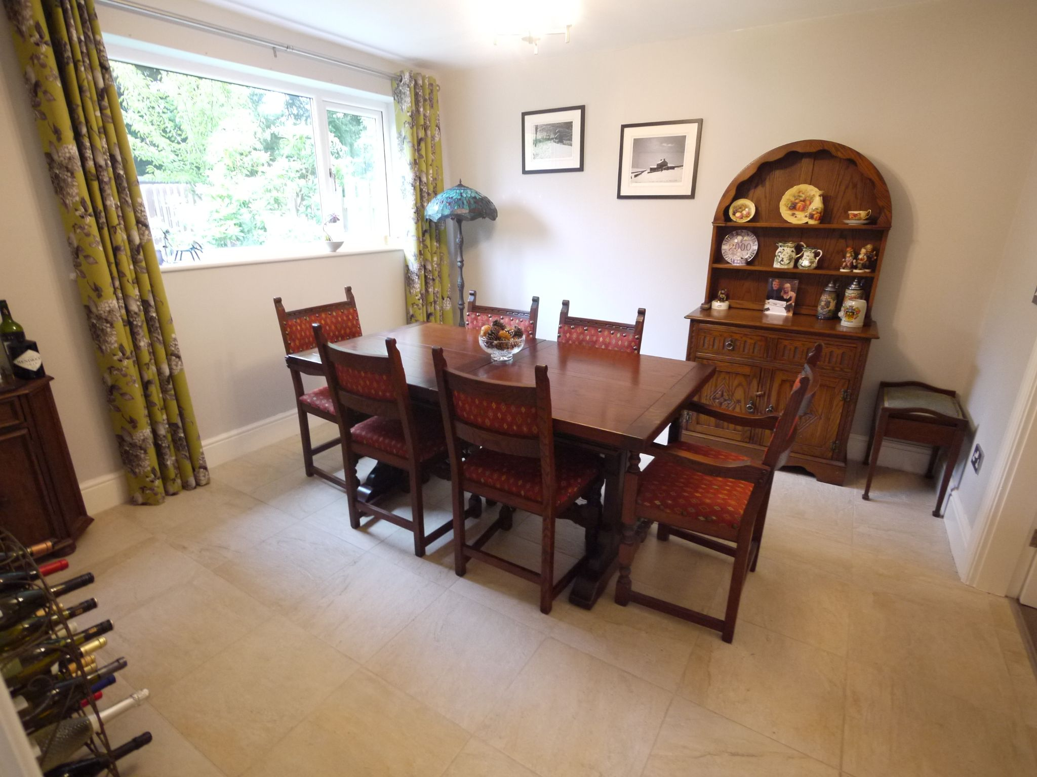 6 bedroom detached house SSTC in Halifax - Dining room.