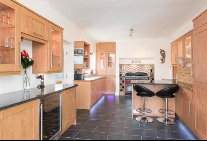 6 bedroom detached house For Sale in Huddersfield - Dining kit 2.