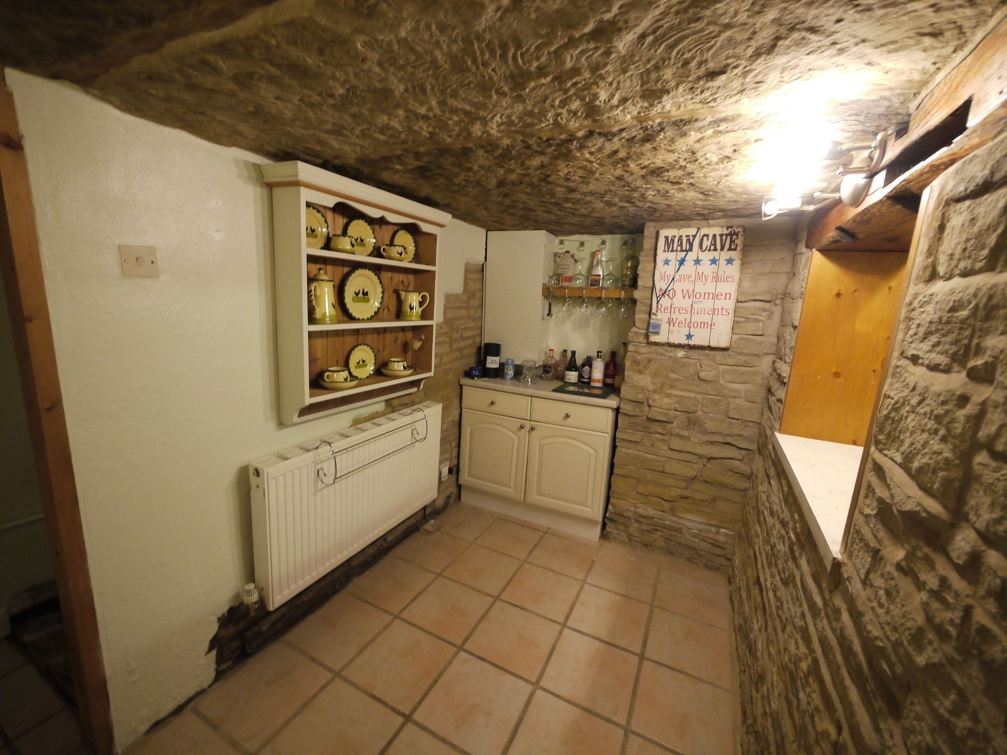1 bedroom mid terraced house For Sale in Elland - Dining Area.
