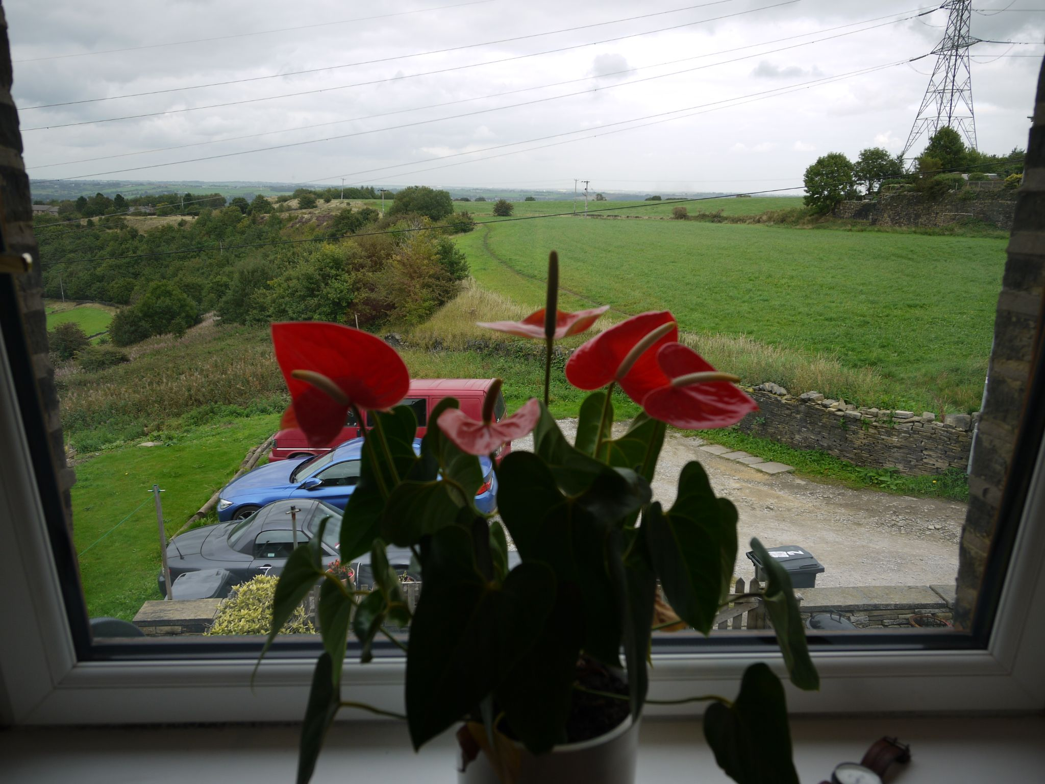 1 bedroom mid terraced house For Sale in Elland - View from bed 1.