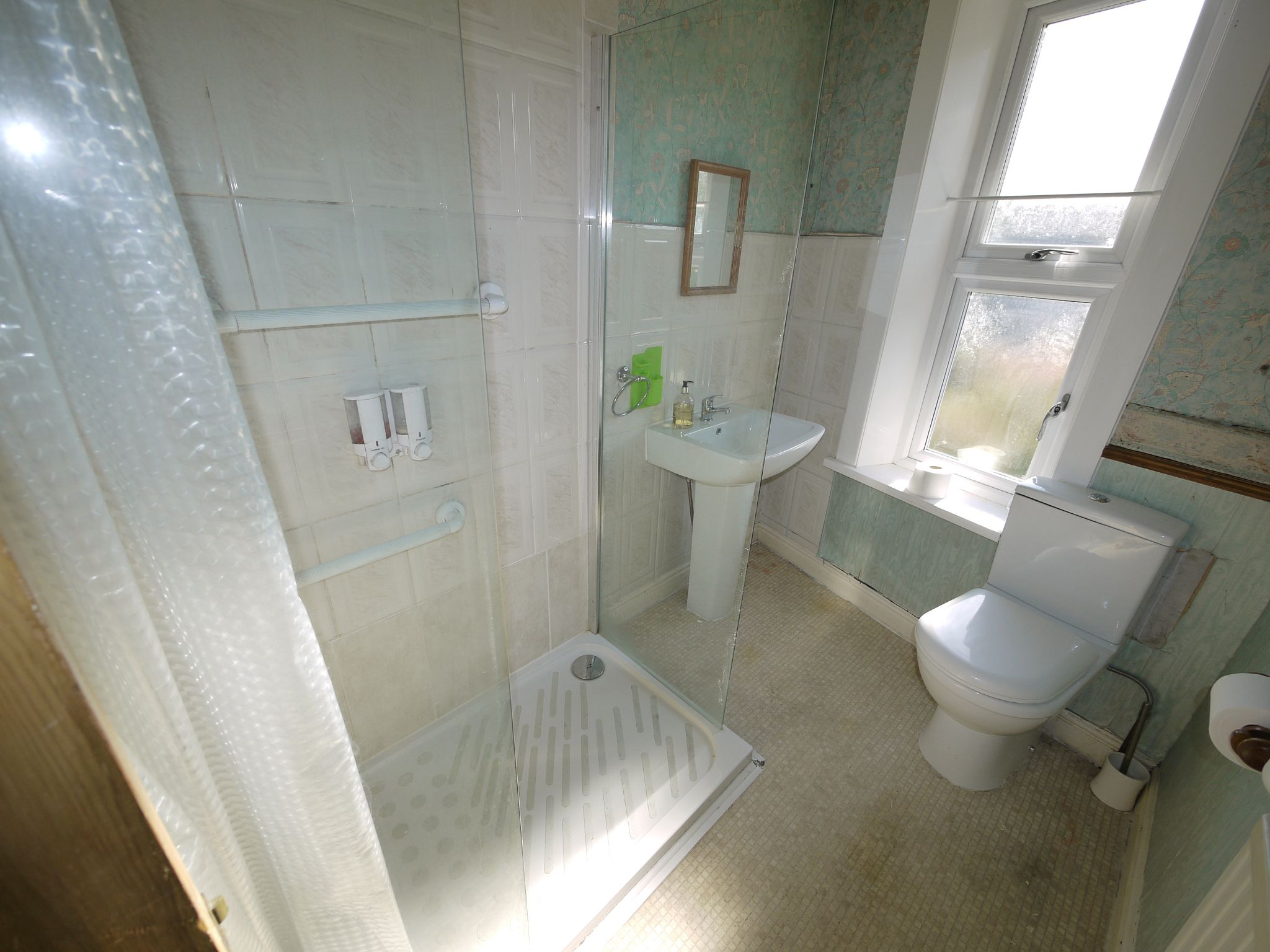 3 bedroom end terraced house SSTC in Brighouse - Shower Room.