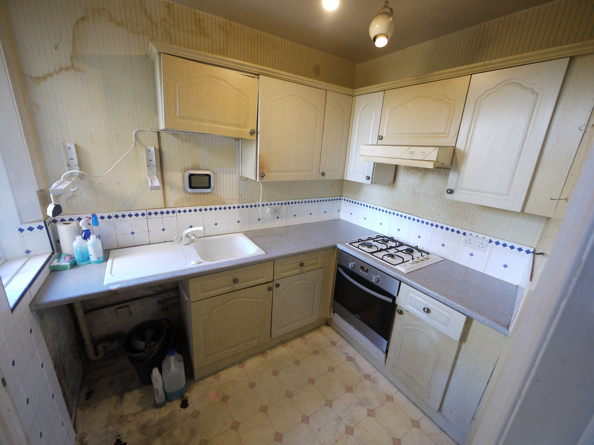 3 bedroom end terraced house SSTC in Brighouse - Kitchen.