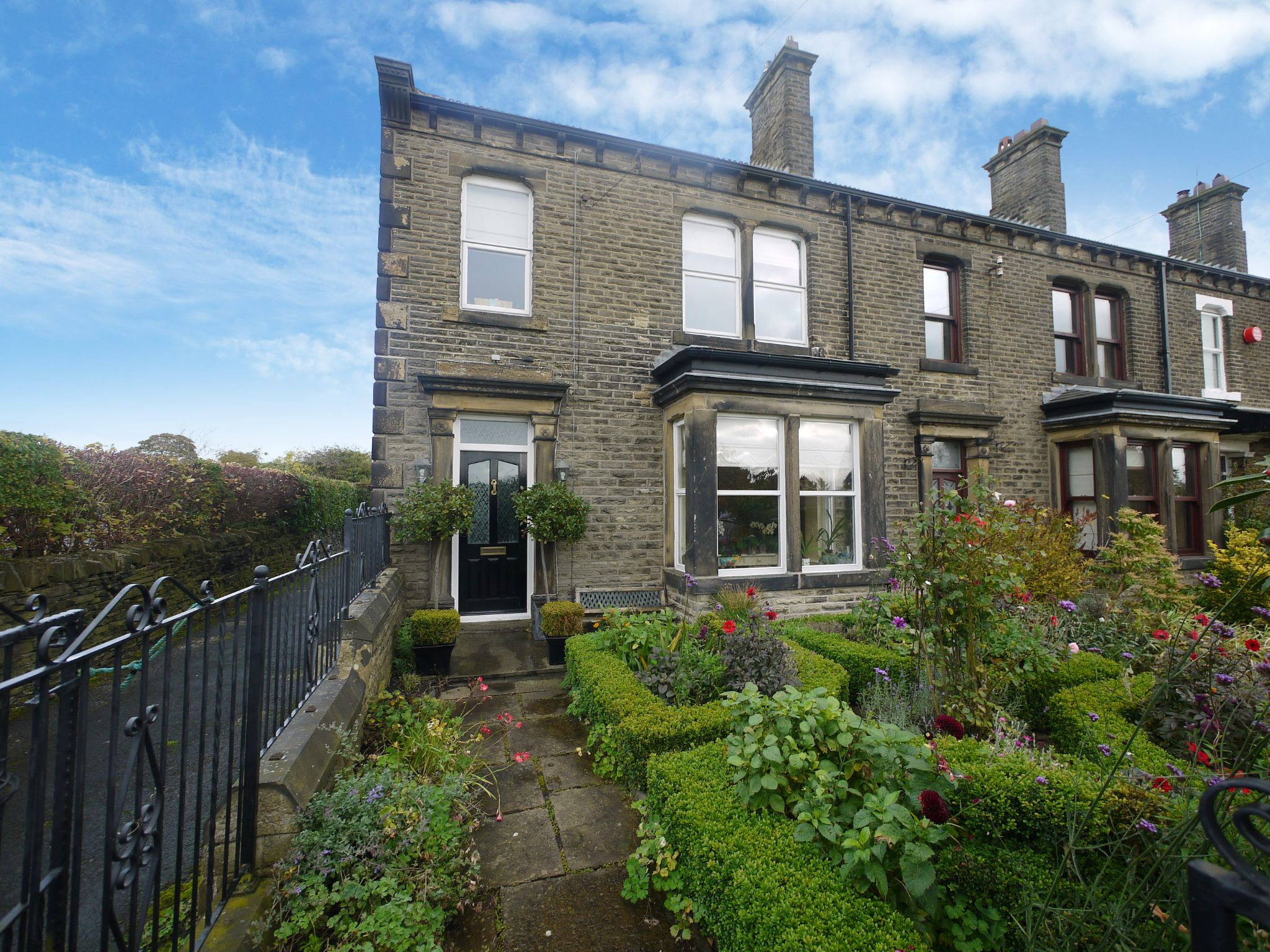 4 bedroom end terraced house SSTC in Halifax - Photograph 1.