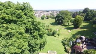 4 bedroom town house SSTC in Brighouse - View from Kitchen window.
