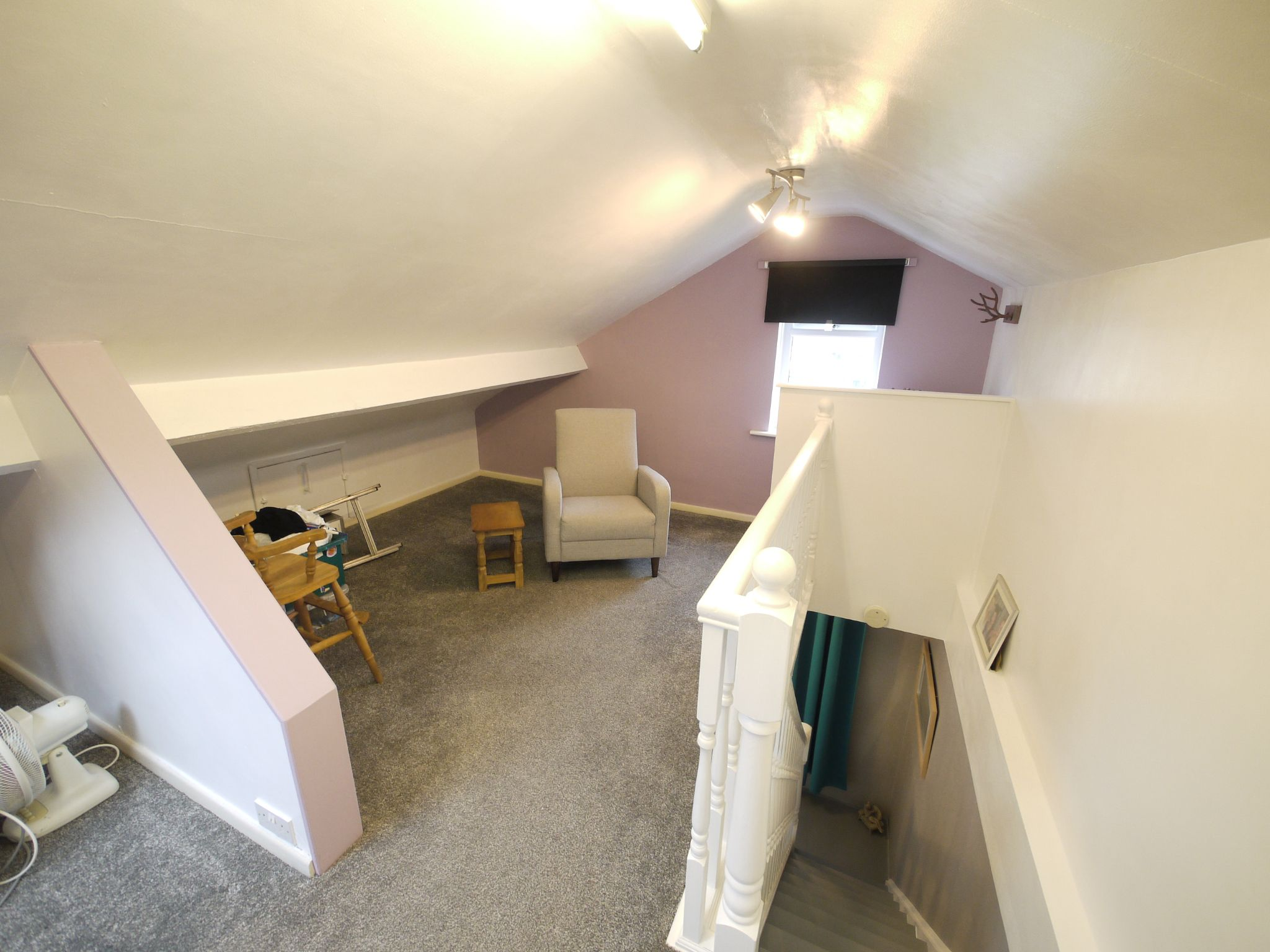 3 bedroom semi-detached house SSTC in Brighouse - Loft Room2.