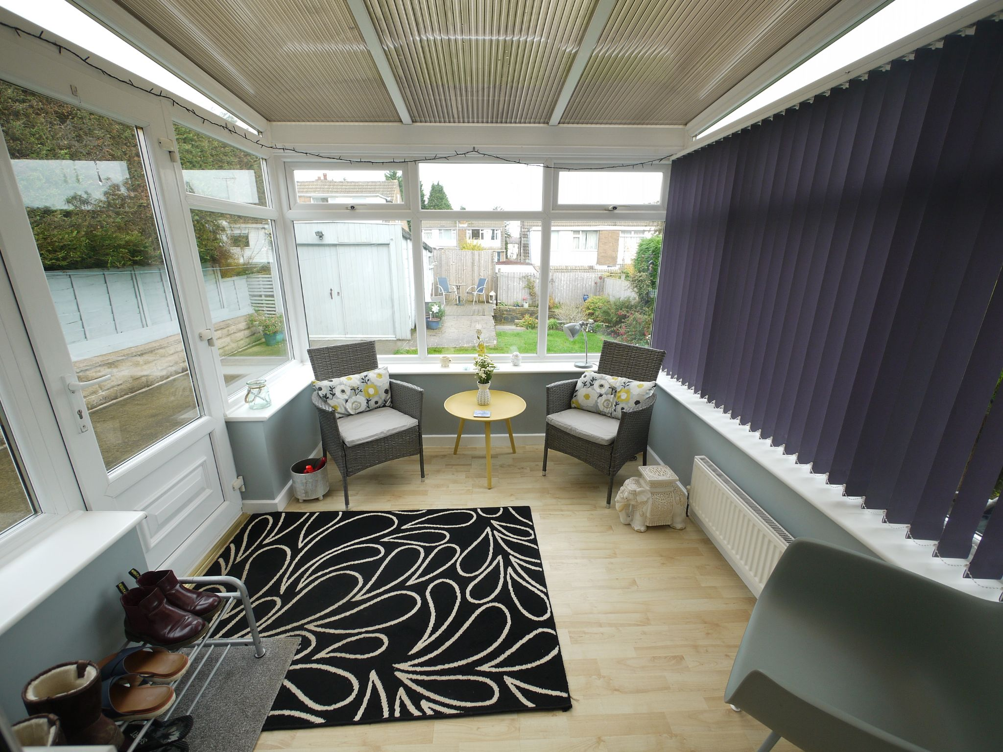 3 bedroom semi-detached house SSTC in Brighouse - Conservatory.