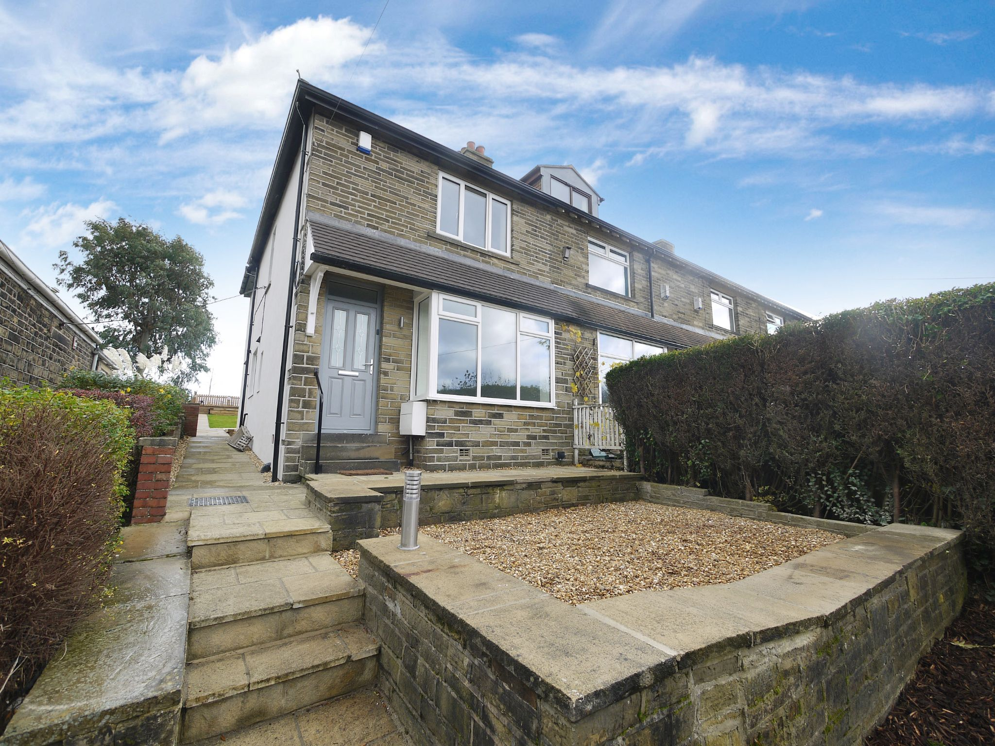 3 bedroom end terraced house For Sale in Brighouse - Main.