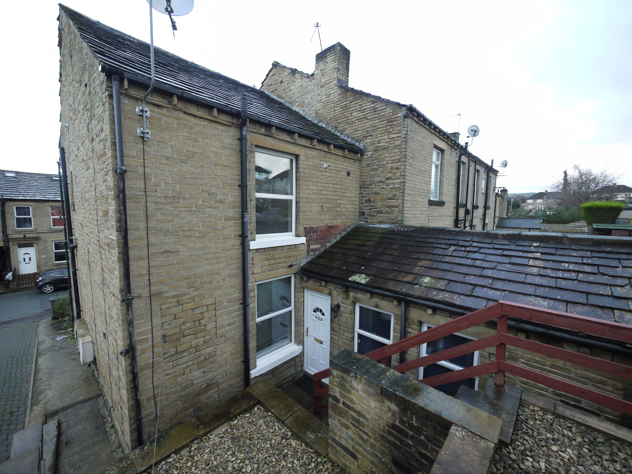 2 bedroom mid terraced house SSTC in Brighouse - Photograph 1.