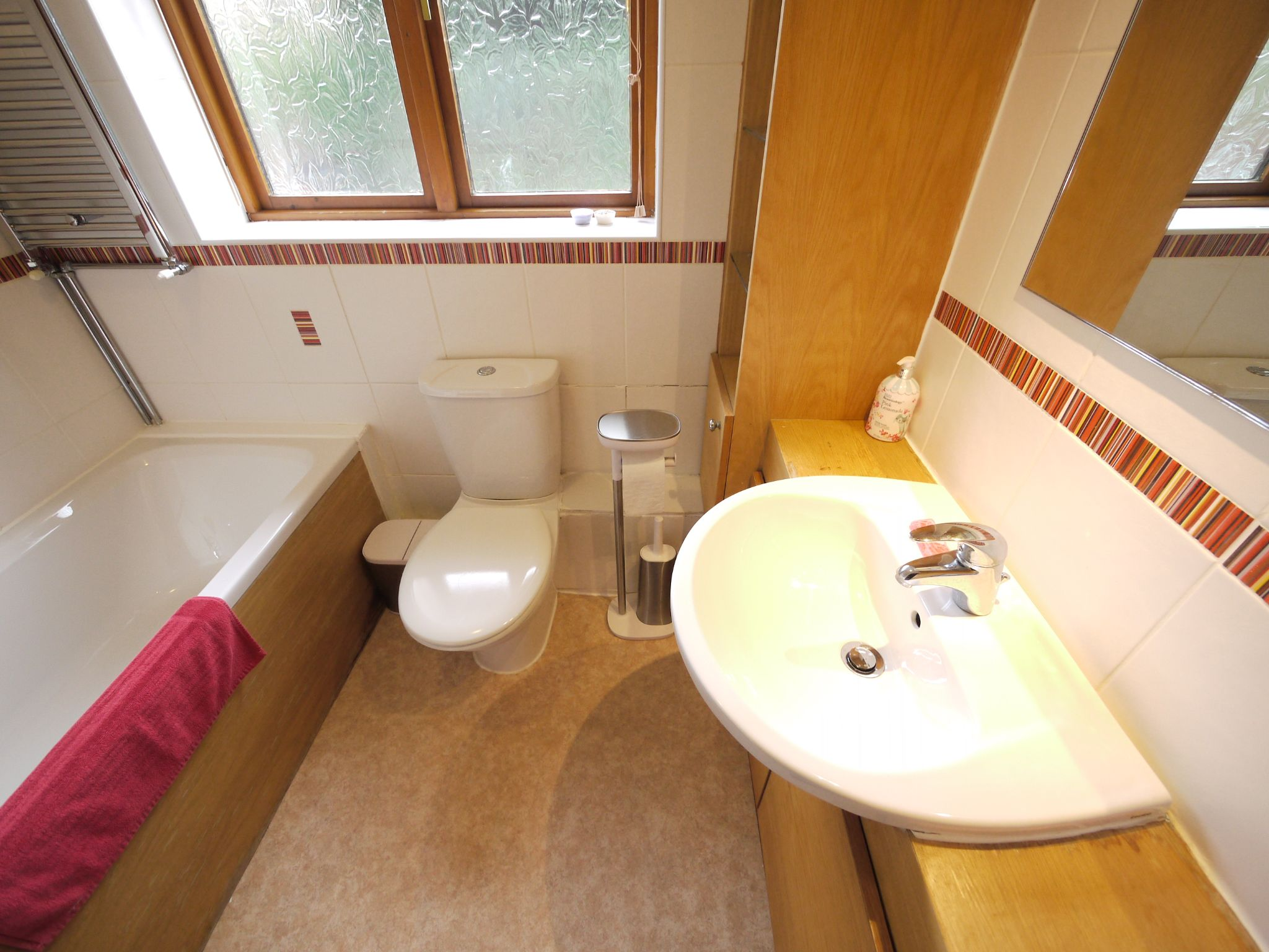 4 bedroom detached house SSTC in Brighouse - Bathroom 1.