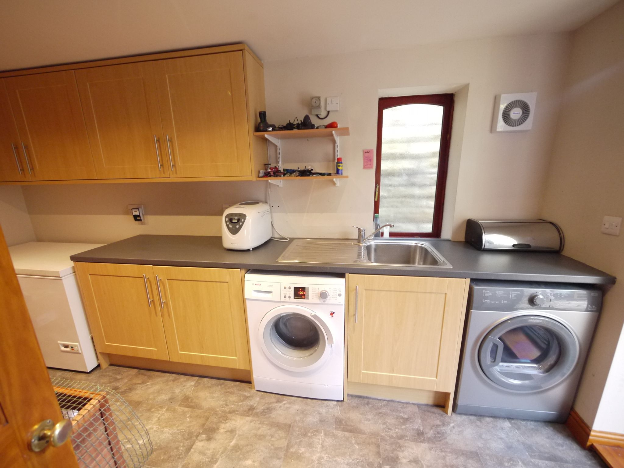 4 bedroom detached house SSTC in Brighouse - Utility Room.