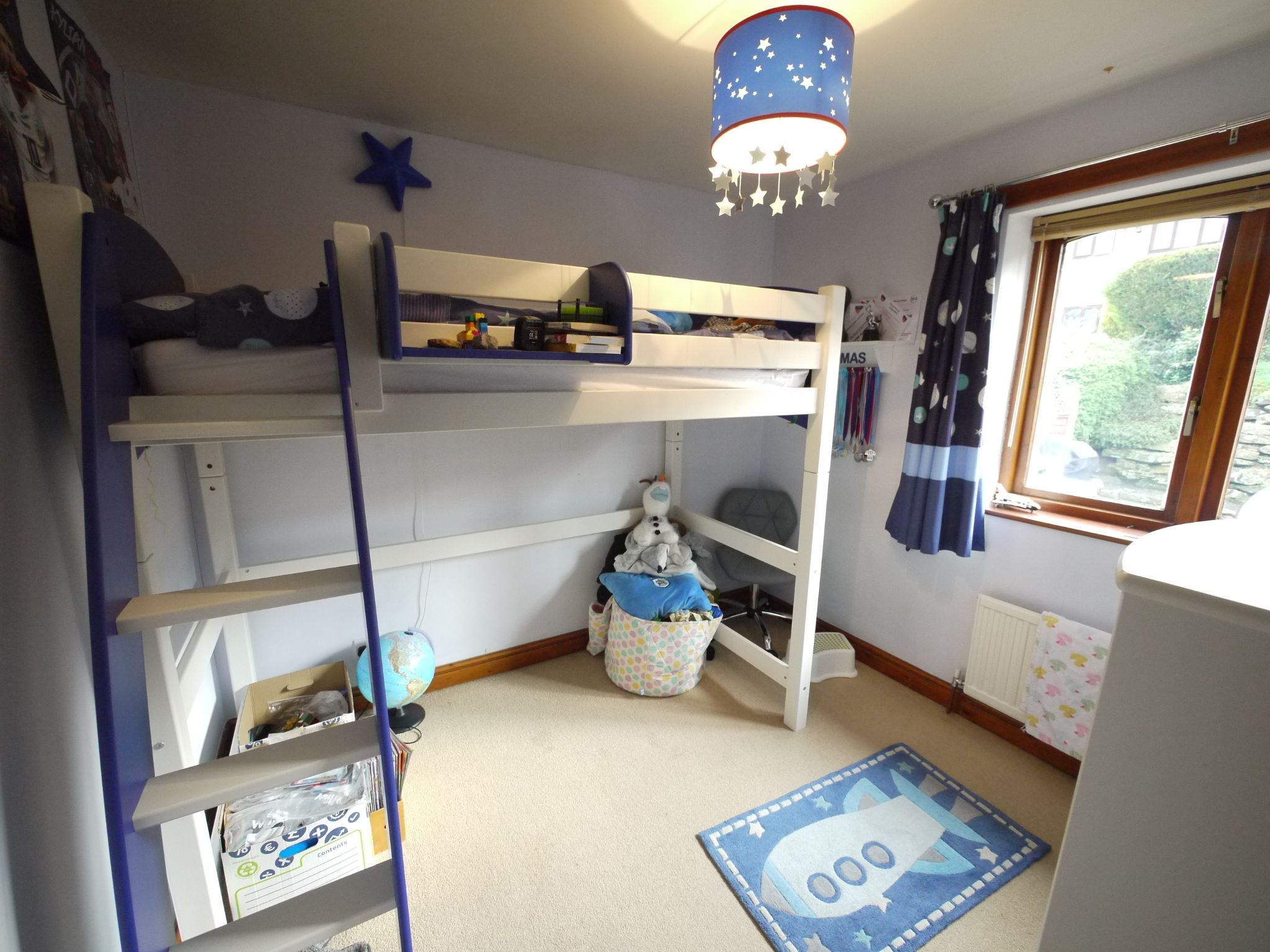 4 bedroom detached house SSTC in Brighouse - Bedroom 3.