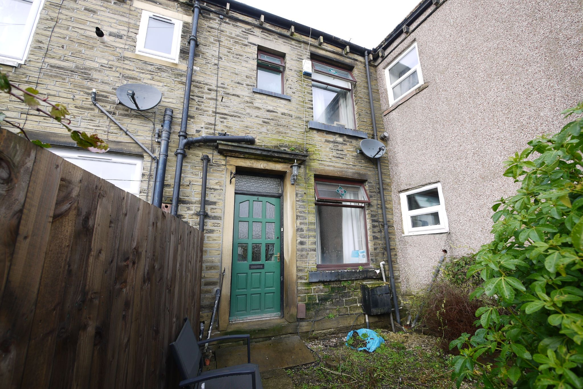 1 bedroom end terraced house SSTC in Brighouse - Photograph 1.