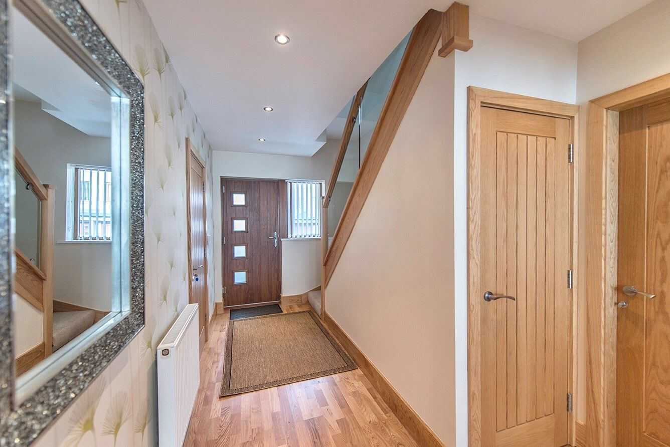 5 bedroom detached house SSTC in Halifax - Entrance Hall.
