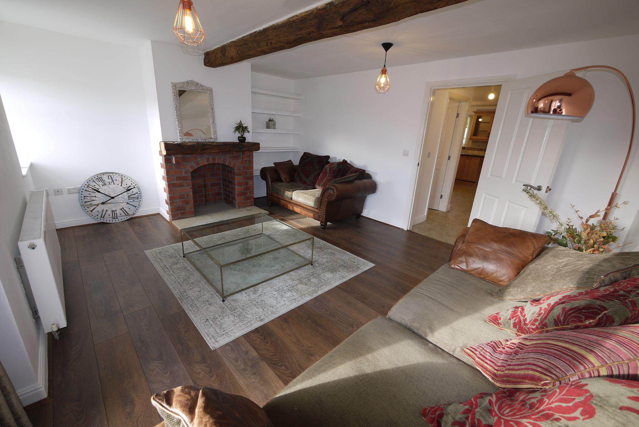4 bedroom barn character property For Sale in Brighouse - Photograph 2.