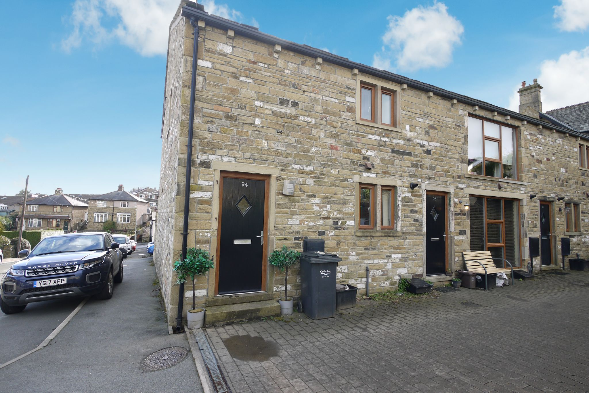 4 bedroom barn character property For Sale in Brighouse - Photograph 1.