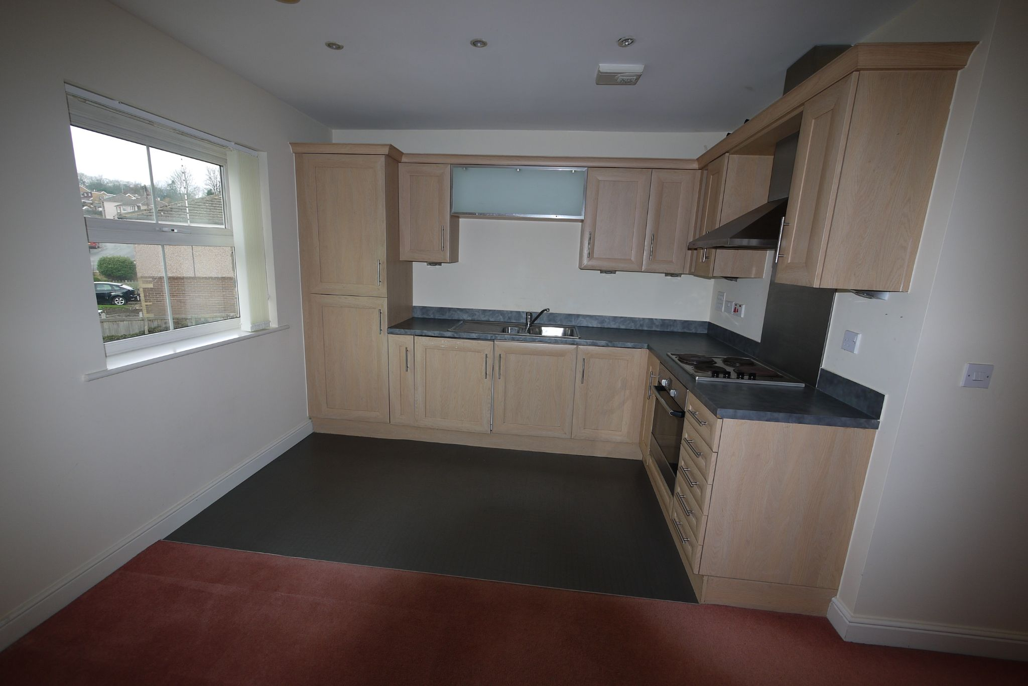 2 bedroom apartment flat/apartment For Sale in Brighouse - Kitchen.