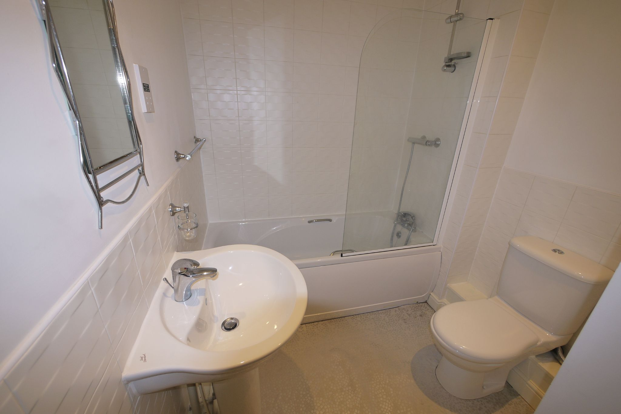 2 bedroom apartment flat/apartment For Sale in Brighouse - Bathroom.