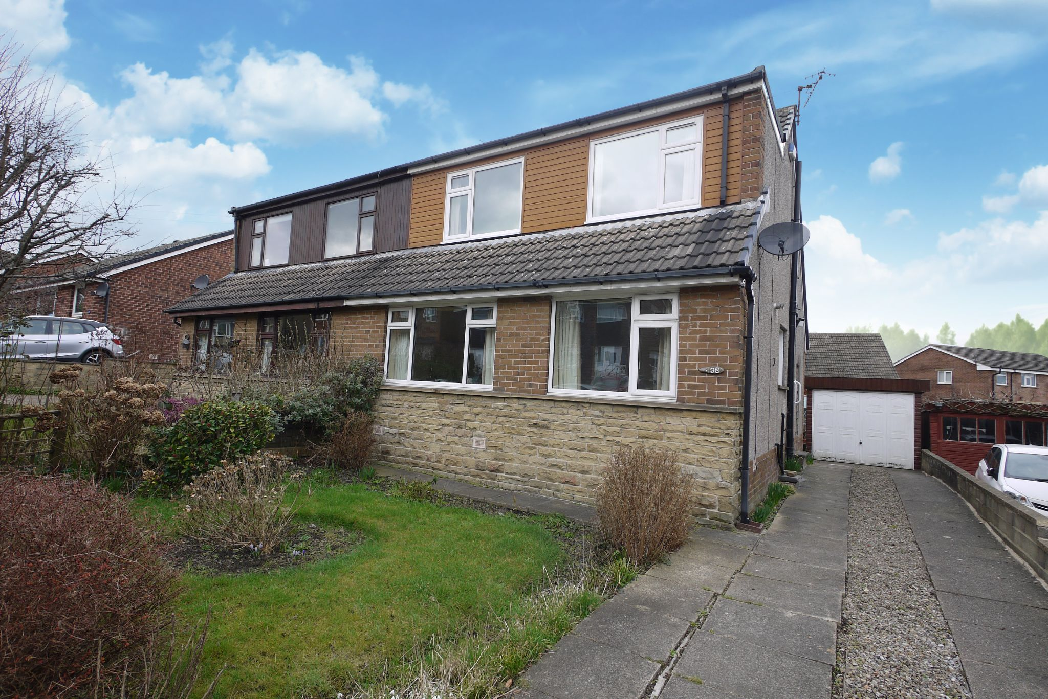4 bedroom semi-detached house SSTC in Brighouse - Photograph 1.