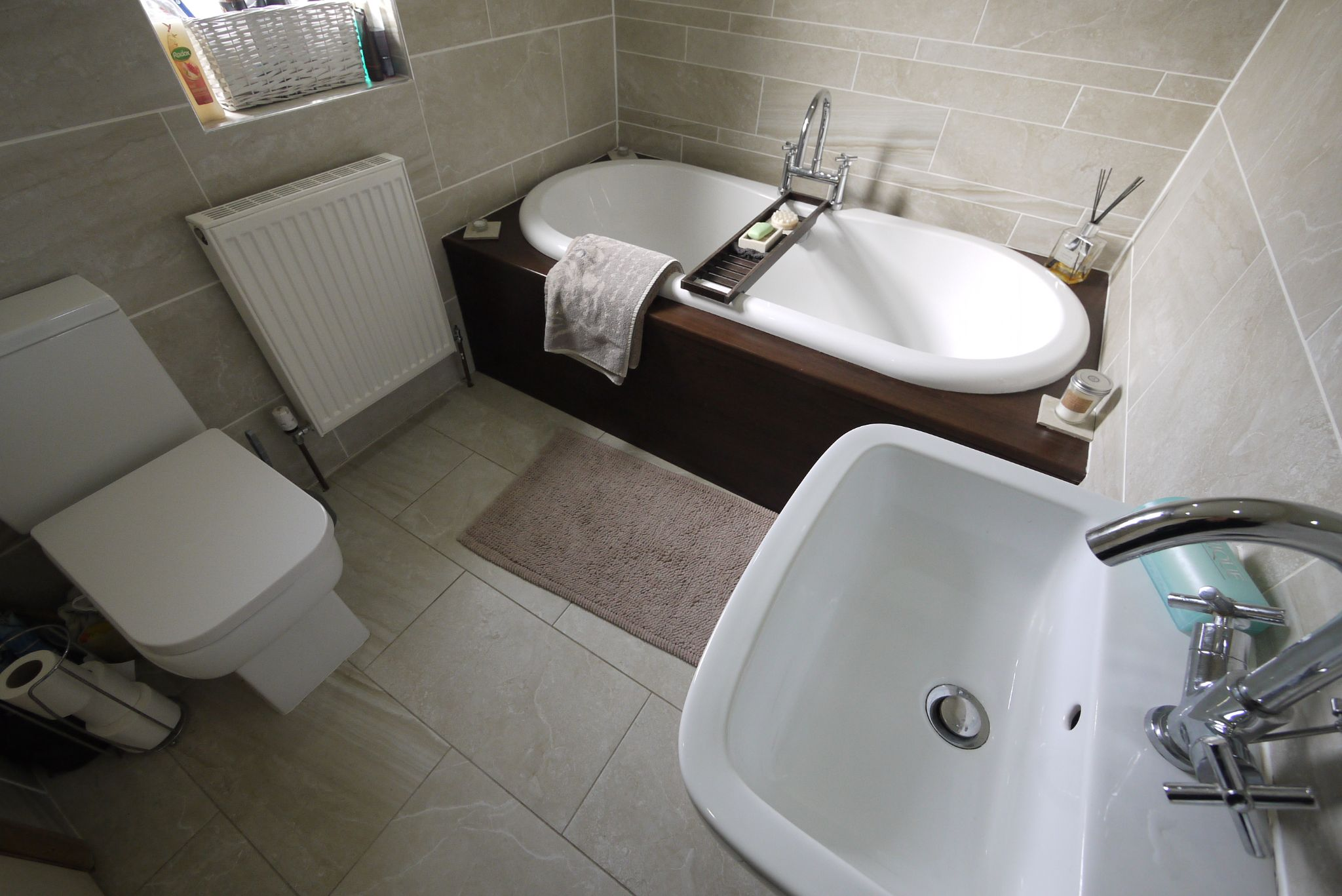 4 bedroom detached house SSTC in Brighouse - Bathroom.