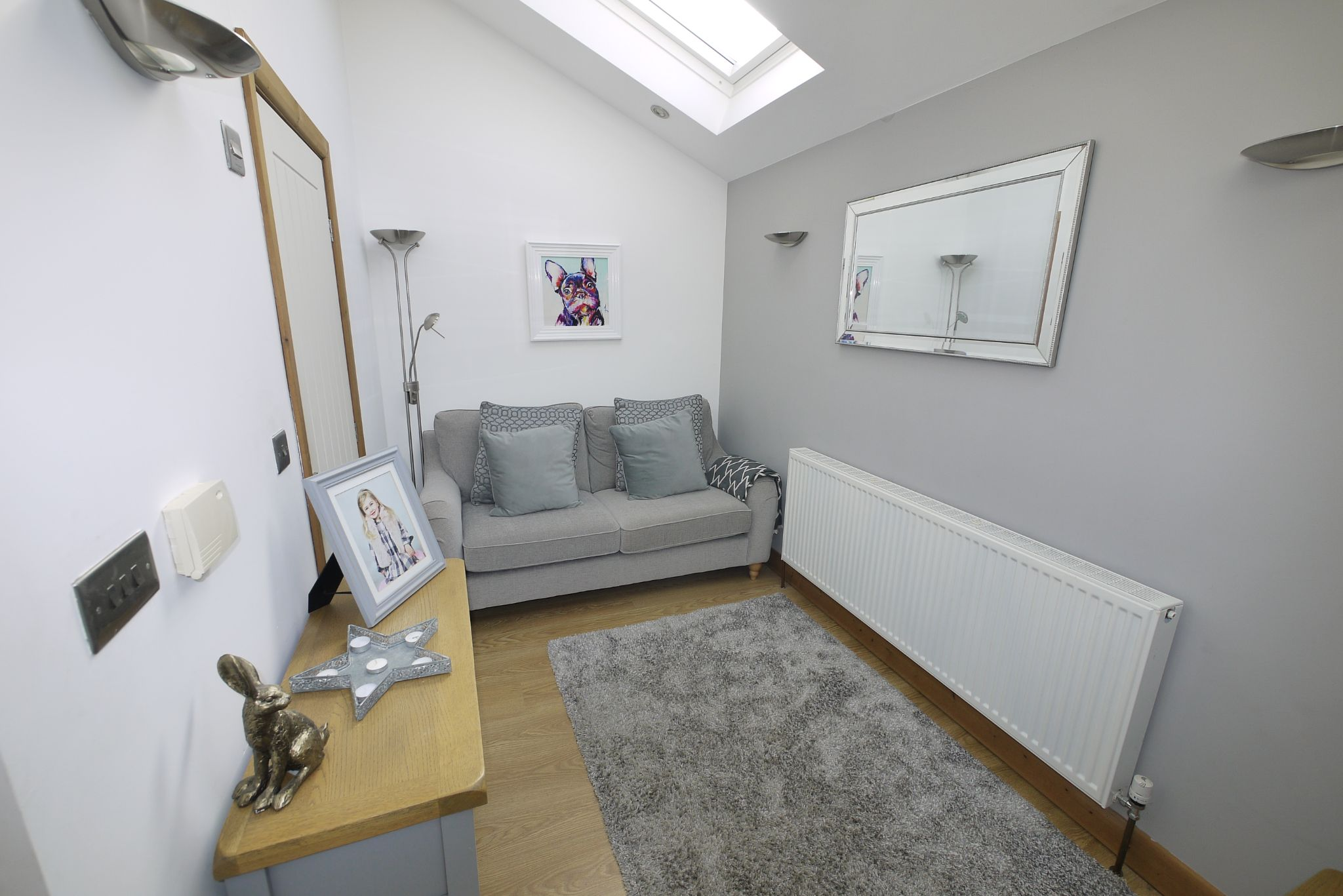 4 bedroom detached house SSTC in Brighouse - Study/Bed 4a.