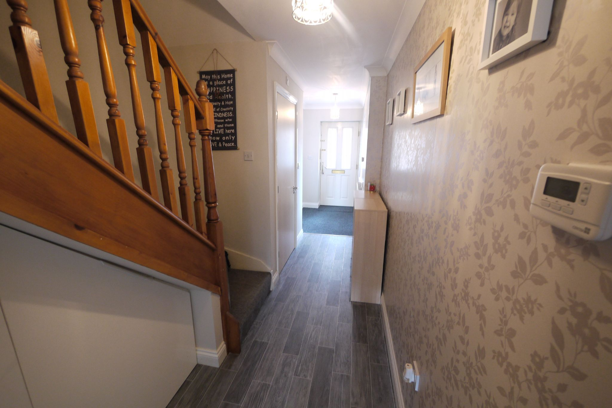 4 bedroom town house SSTC in Brighouse - Hallway.