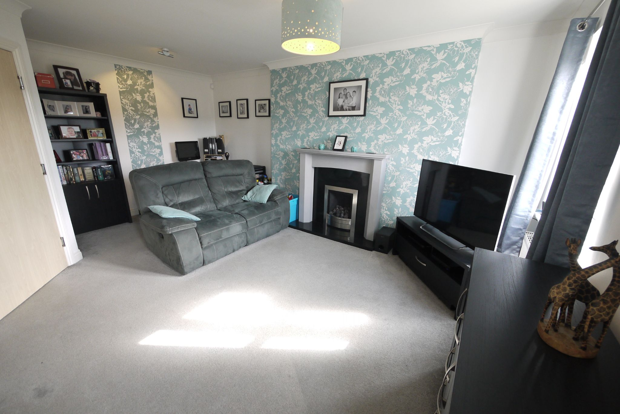 4 bedroom town house SSTC in Brighouse - Lounge 2.