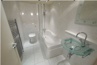 1 bedroom apartment flat/apartment Let Agreed in Brighouse - Kitchen.