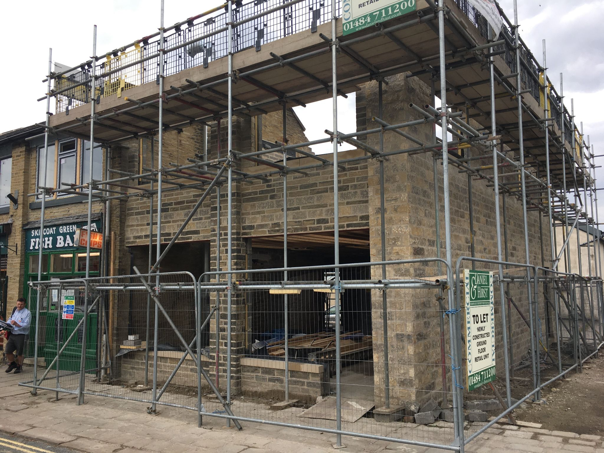 Commercial Property To Let in Halifax - Main.