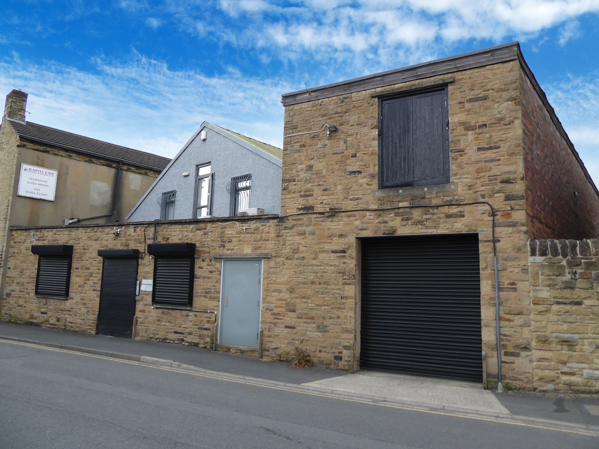 Industrial Units For Sale in Brighouse - Exterior.