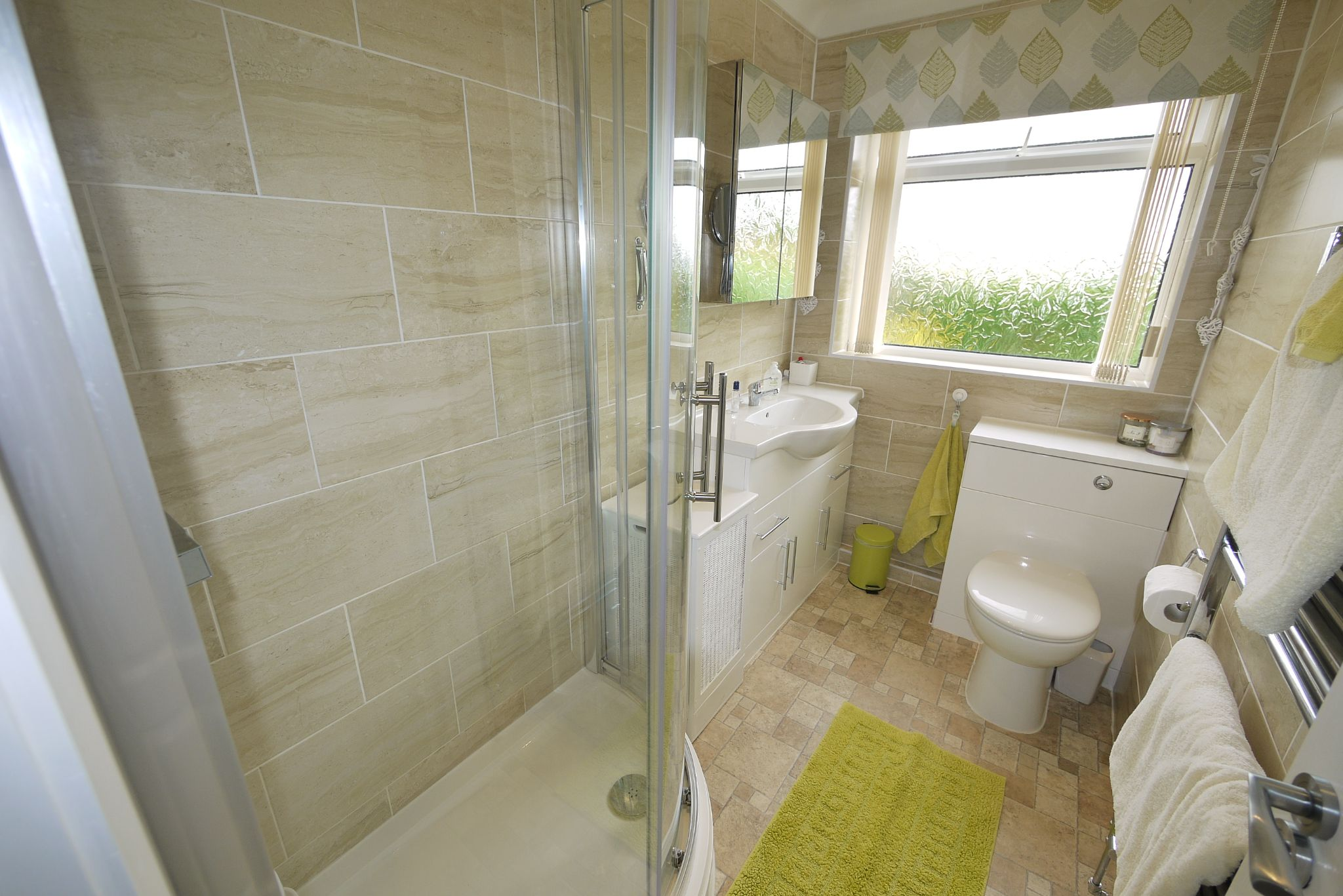 2 bedroom detached bungalow SSTC in Brighouse - Shower Room.