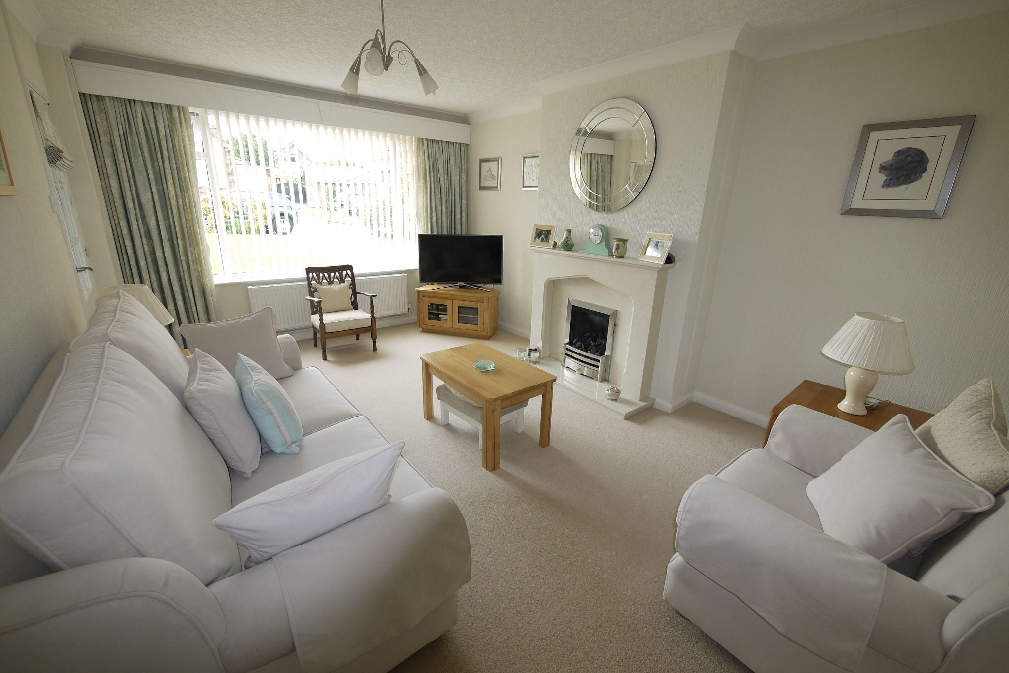 2 bedroom detached bungalow SSTC in Brighouse - Lounge 2.