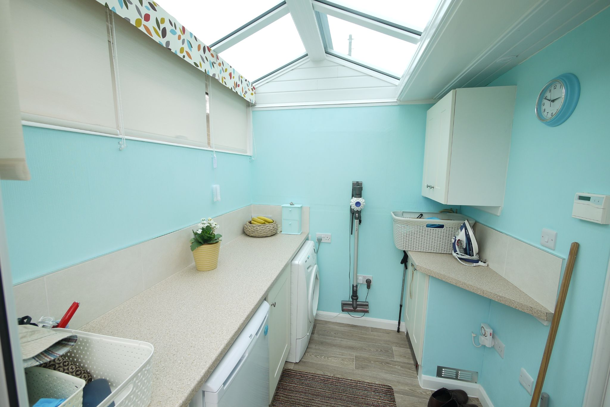2 bedroom detached bungalow SSTC in Brighouse - Utility Room.