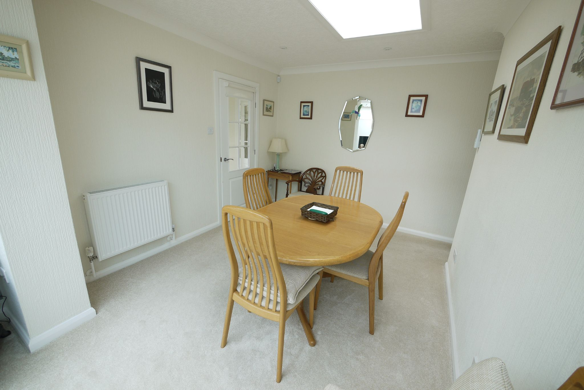 2 bedroom detached bungalow SSTC in Brighouse - Dining Room.