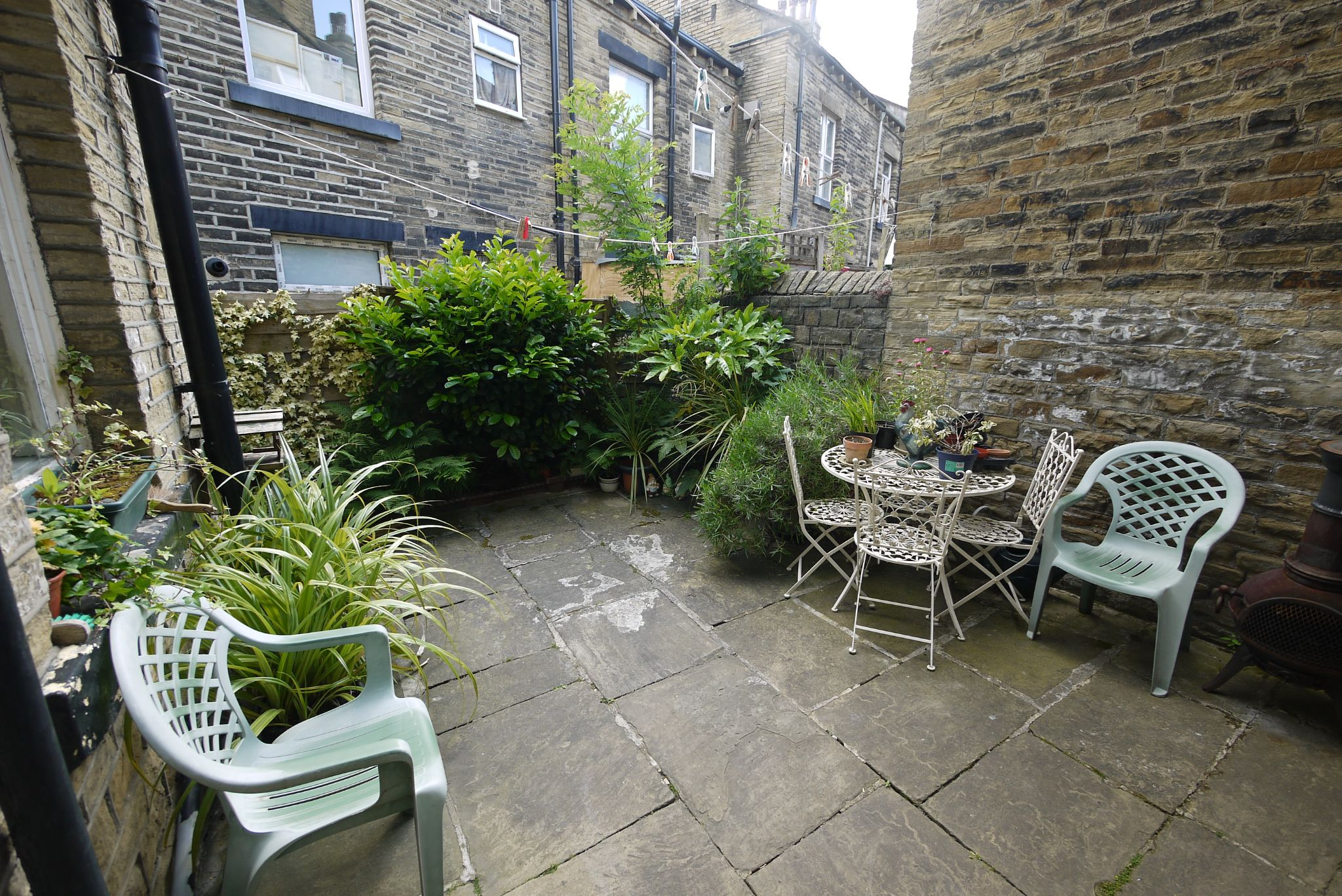 5 bedroom mid terraced house For Sale in Brighouse - Rear 2.