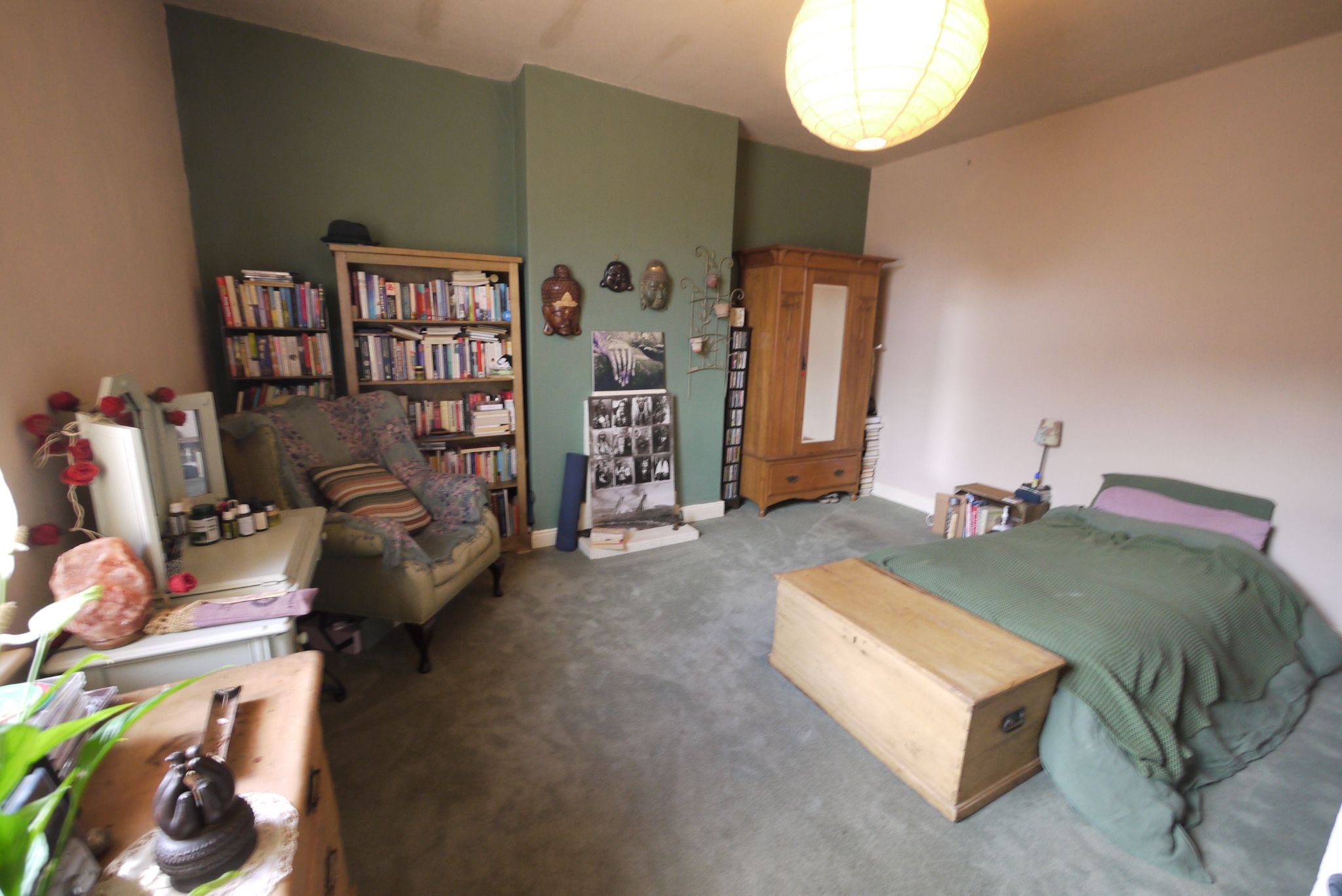 5 bedroom mid terraced house For Sale in Brighouse - Bed 2.