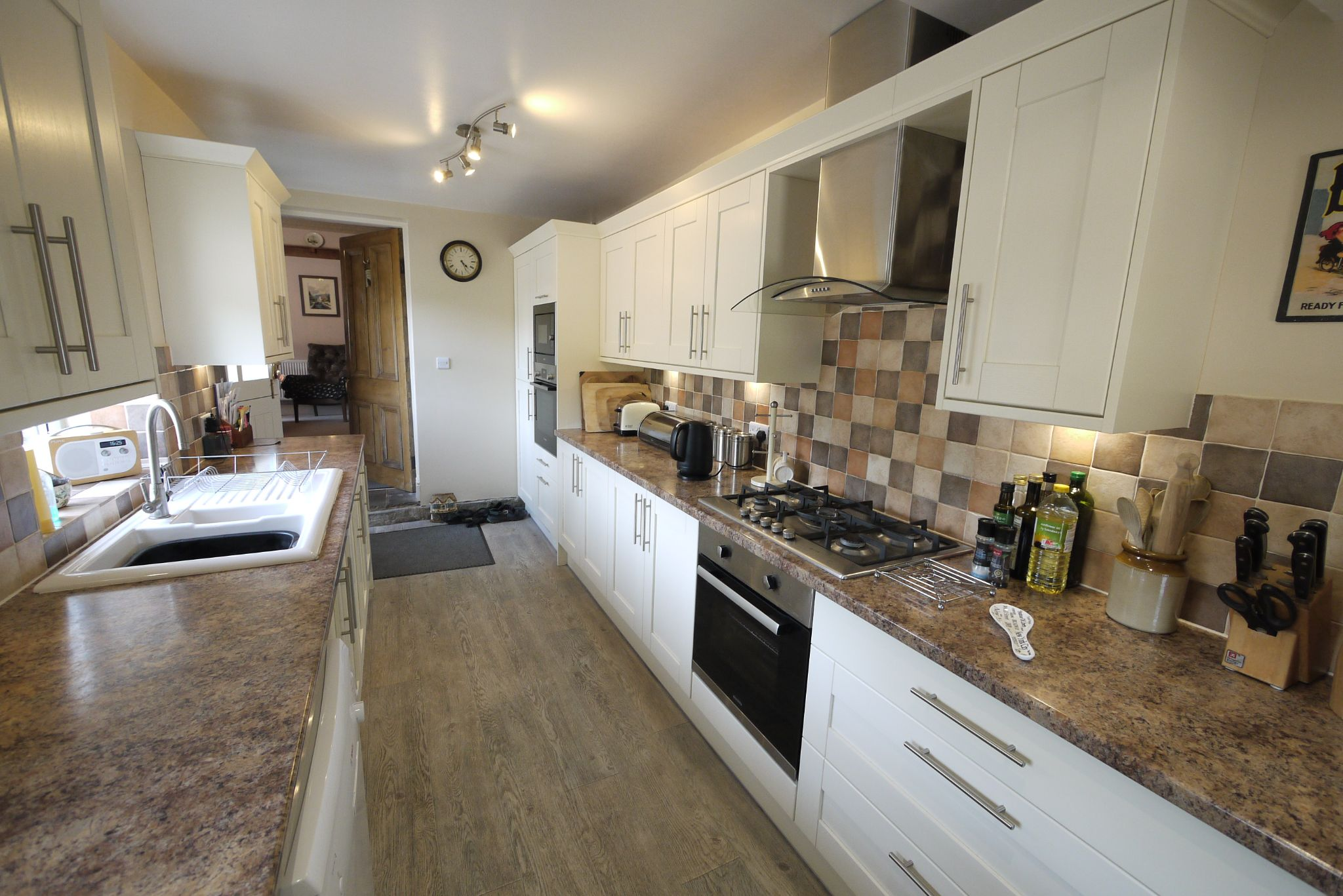3 bedroom semi-detached house For Sale in Brighouse - Photograph 2.