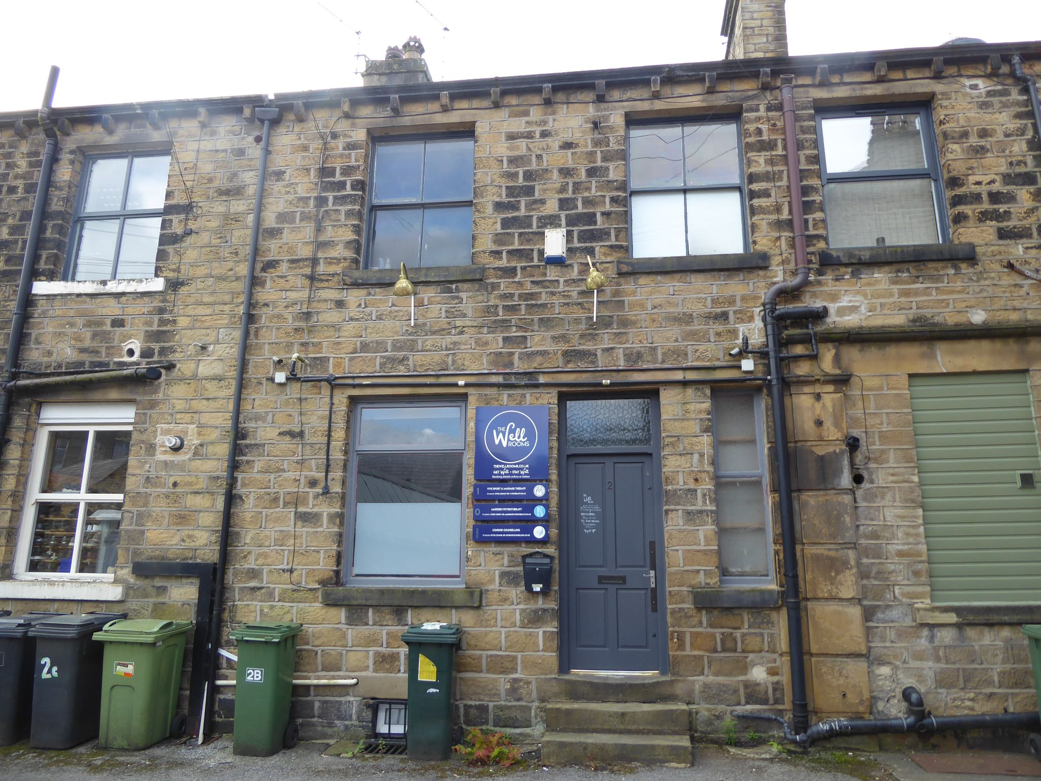 Commercial Property To Let in Marsden - Photograph 1.