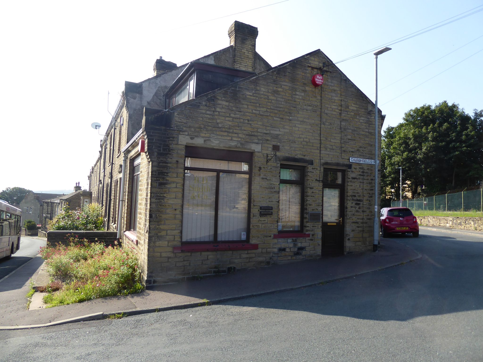 Commercial Property To Let in Brighouse - Property photograph.