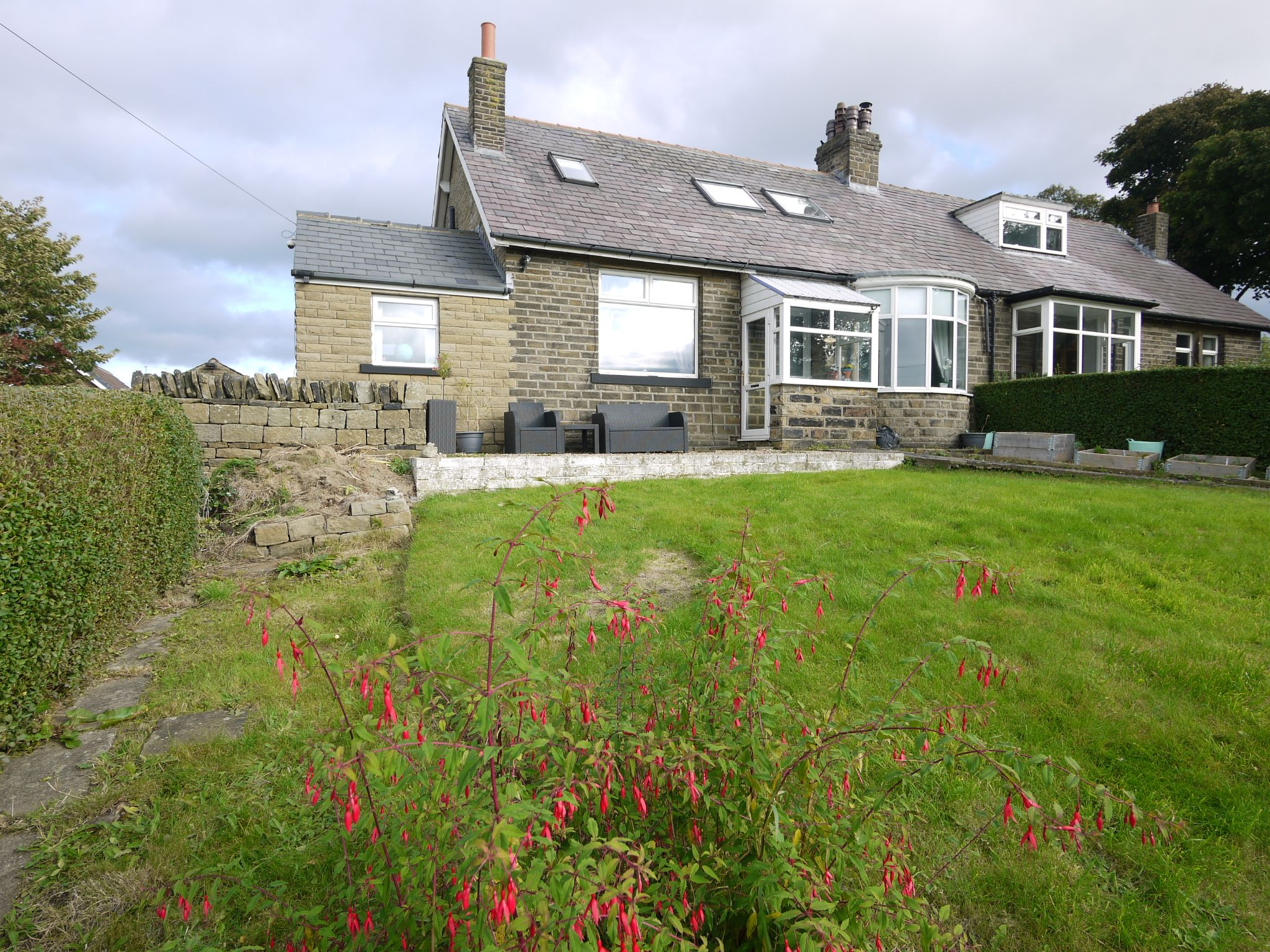 3 bedroom semi-detached house For Sale in Brighouse - Photograph 1.