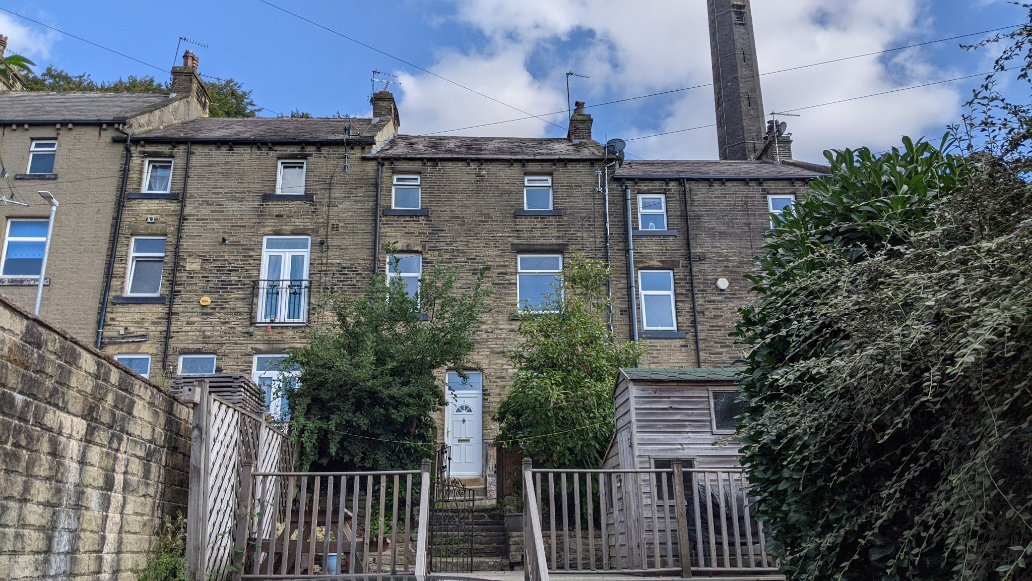 3 bedroom mid terraced house For Sale in Halifax - Photograph 1.