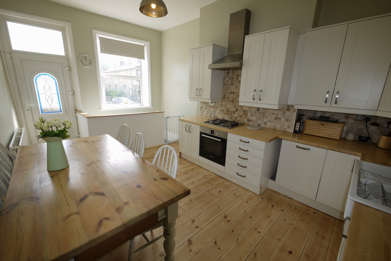 Image 2 of 2 of Dining Kitchen, on Accommodation Comprising for .