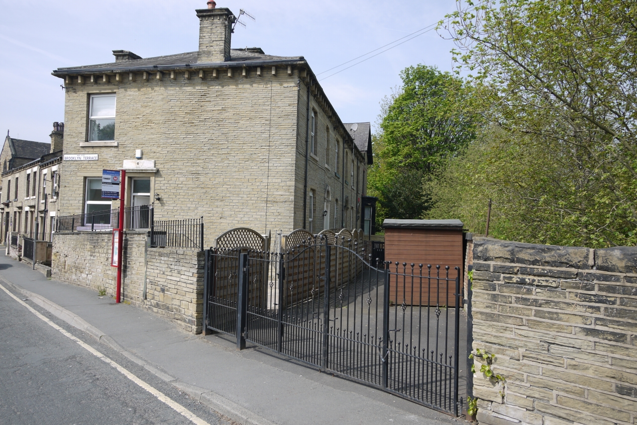 3 bedroom end terraced house SSTC in Brighouse - Exterior.