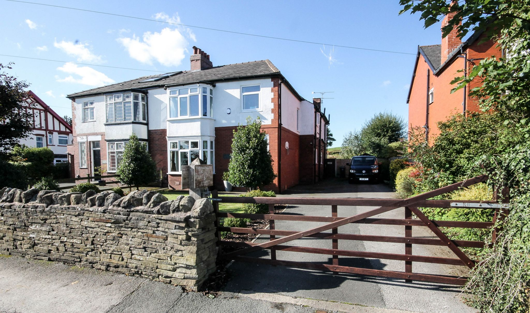 4 bedroom semi-detached house Sale Agreed in Bolton - Property photograph