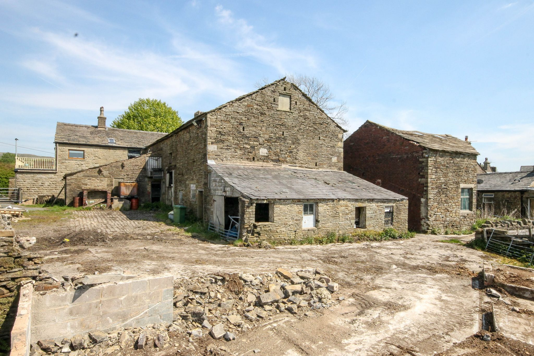 plot land Sale Agreed in Bolton - Property photograph