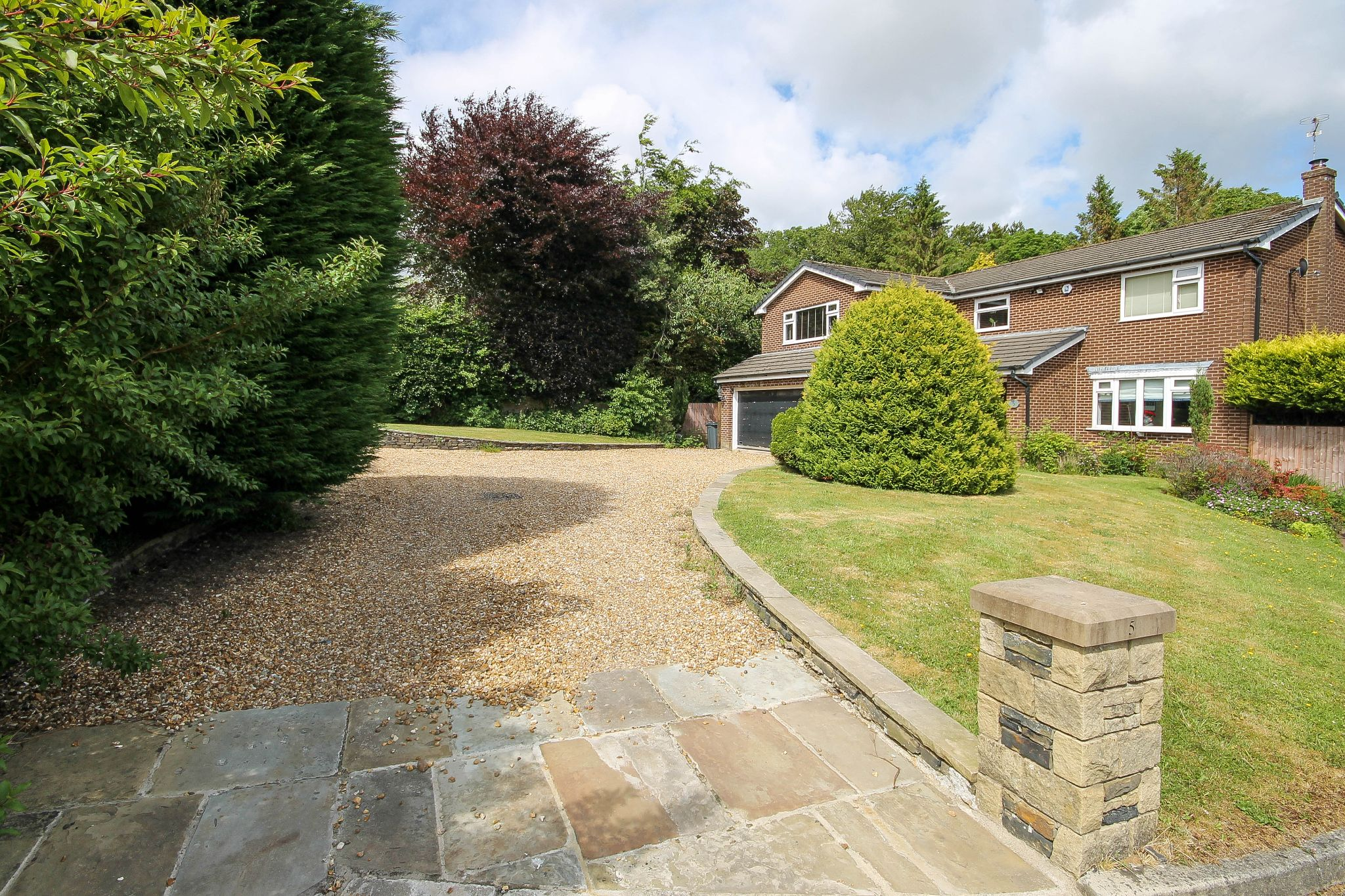 4 bedroom detached house Sale Agreed in Bolton - Photograph 43