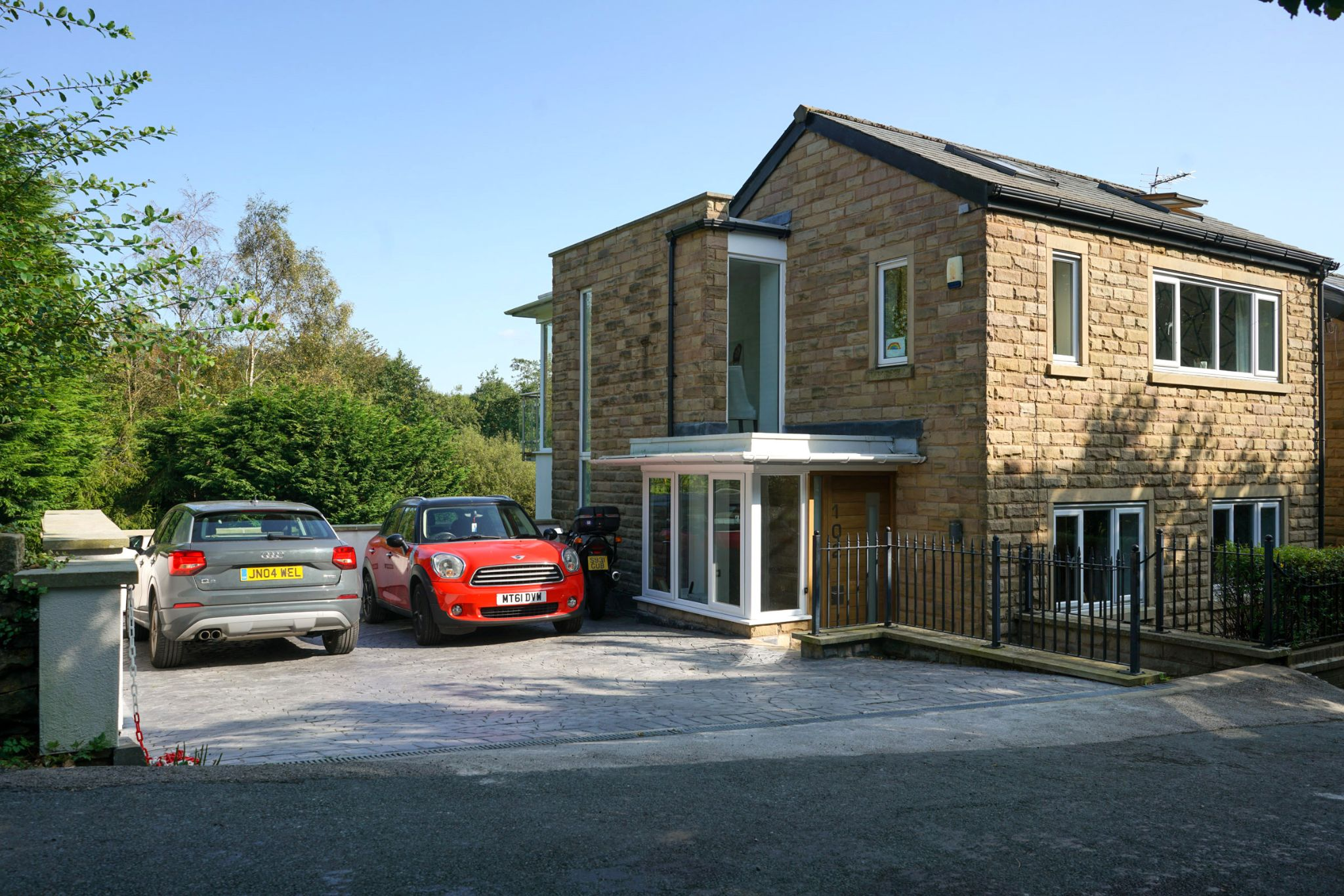 4 bedroom detached house Sale Agreed in Bolton - Photograph 1