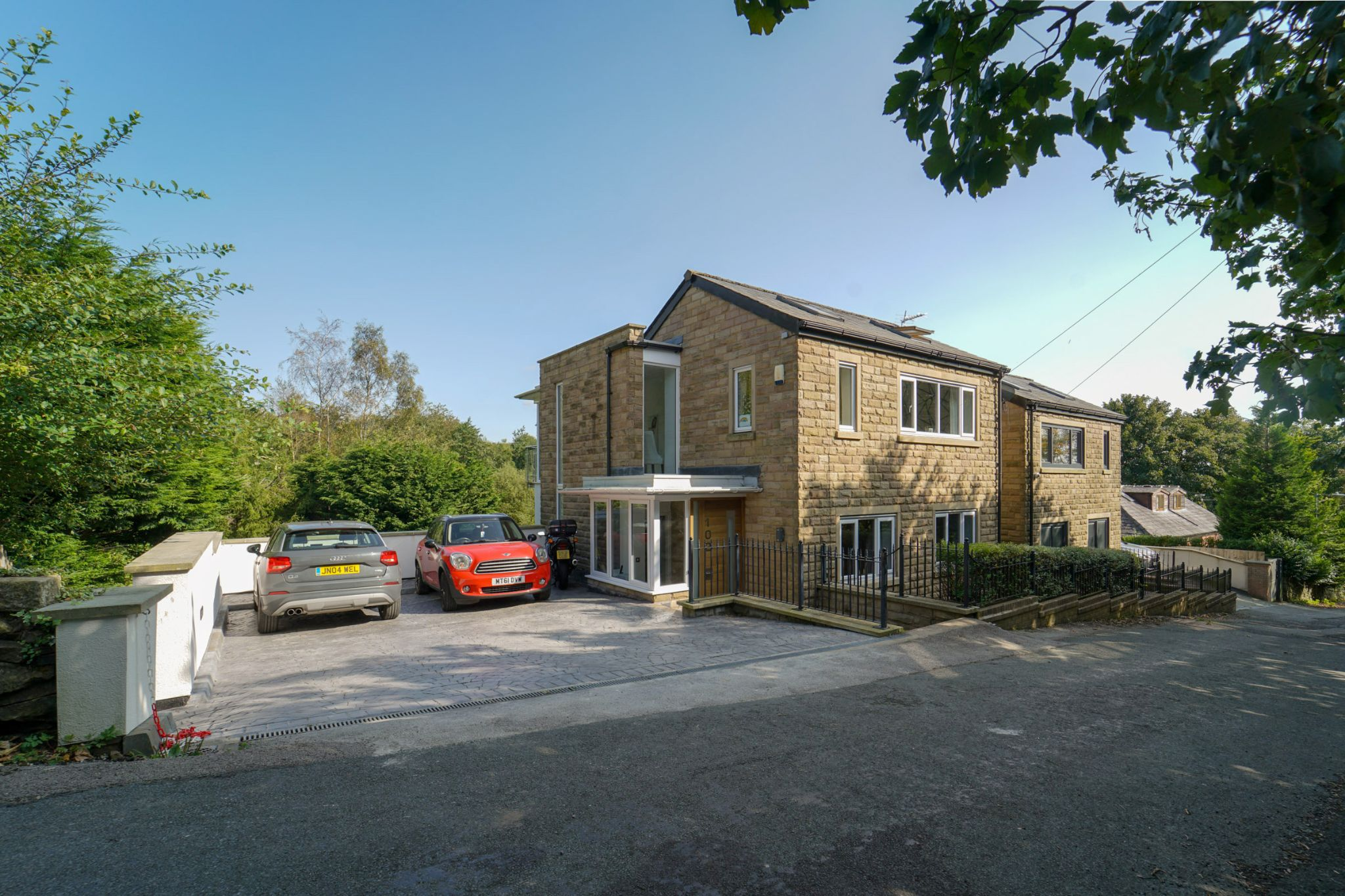 4 bedroom detached house Sale Agreed in Bolton - Photograph 2