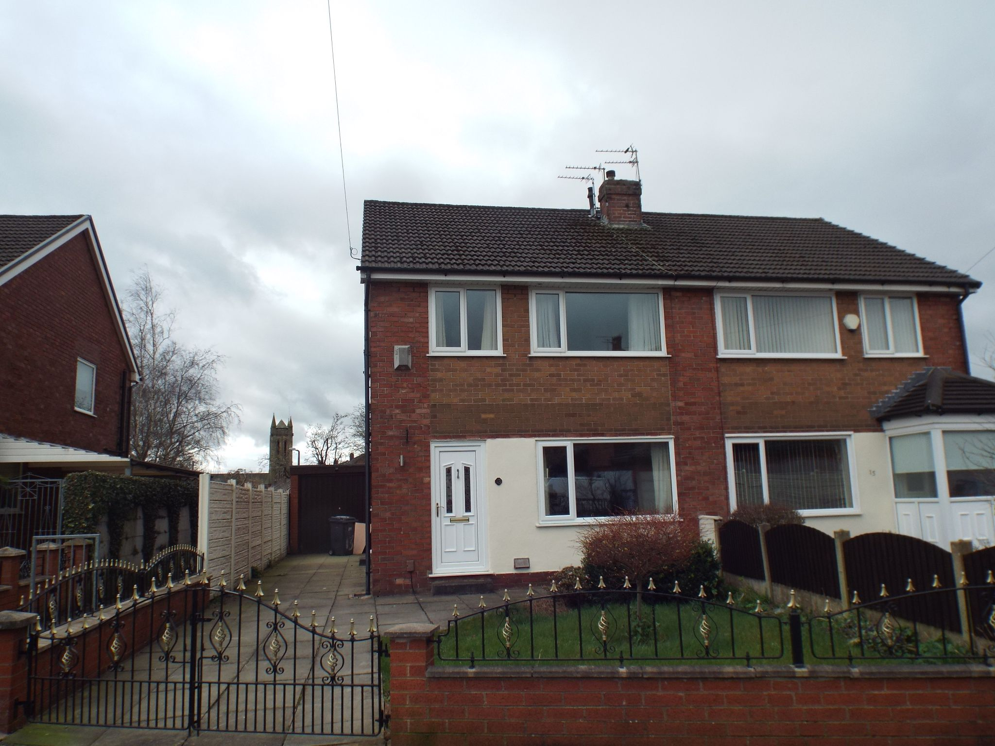 3 bedroom semi-detached house in Leyland - Photograph 1.